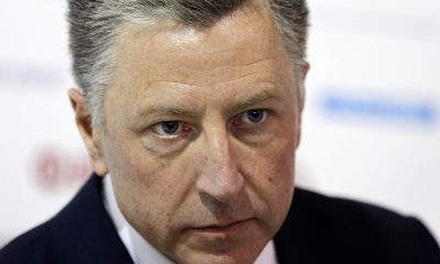 The White House Once obscure diplomat, Volker at center of inquiry…