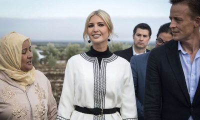 The White House Ivanka Trump dismisses impeachment probe as attempt to overturn 2016 election