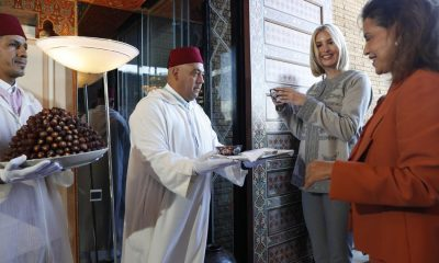 The White House Ivanka Trump in Morocco to promote women's empowerment