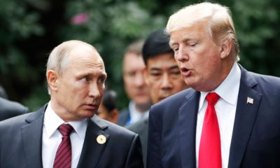 Trump How Putin is using pandemic to get closer to Trump