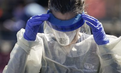 White House In photos: Americans on the front lines of the coronavirus pandemic