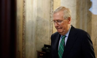 Congress GOP's McConnell vows to end enhanced unemployment benefits