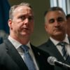Trump congress ICE chief tangles with White House over political appointees