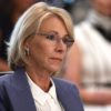 Trump congress Democrats urge DeVos to punish student loan firm for emergency relief blunder
