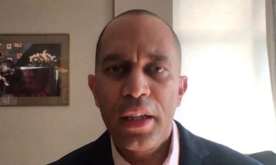 Congress Rep. Jeffries: 'Something is very wrong in this country'